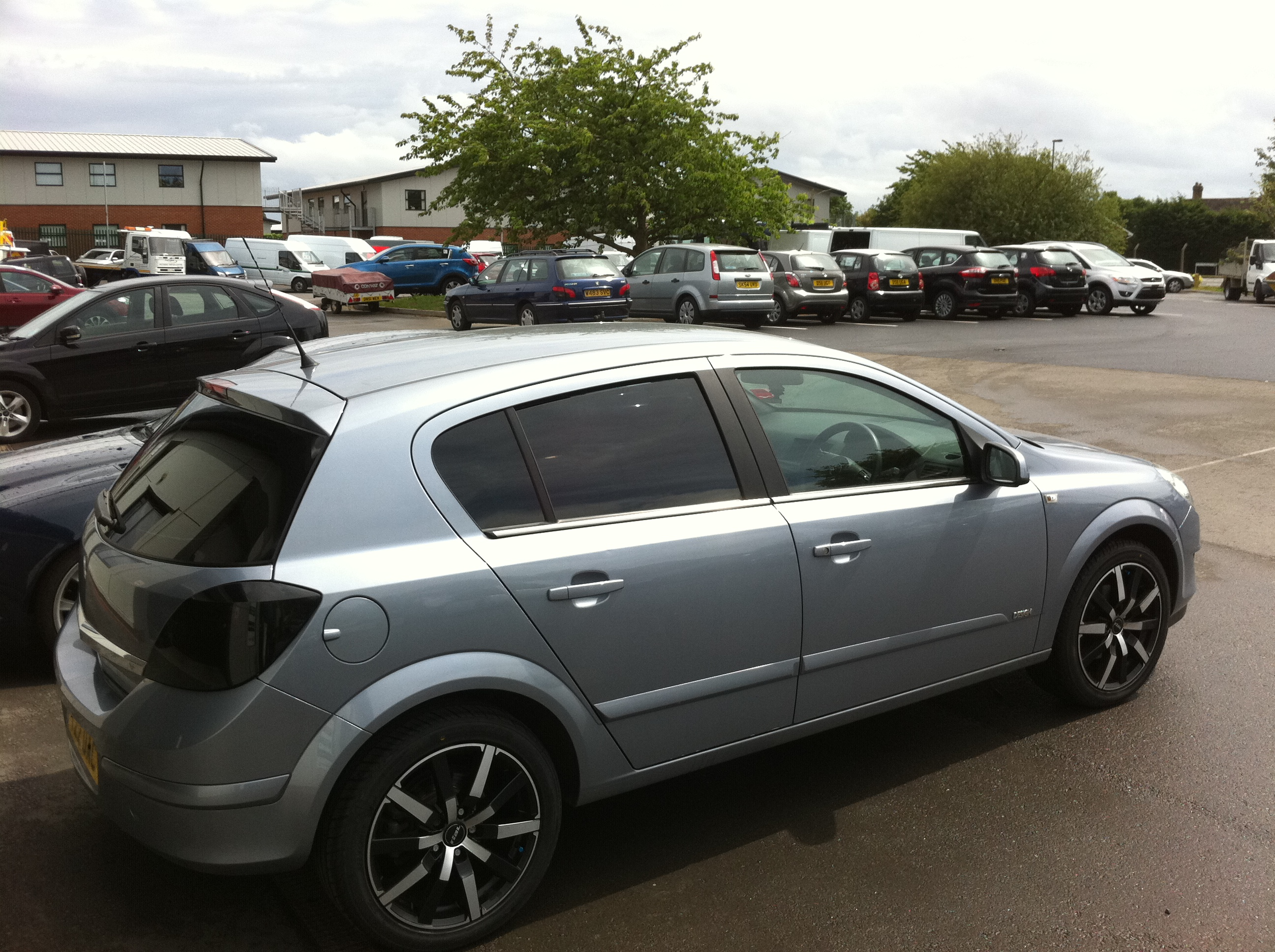 Astra Tints