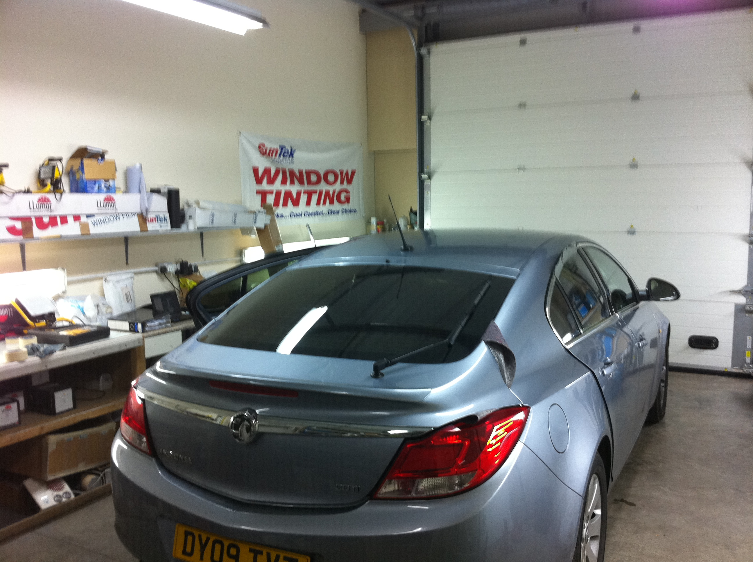 Vauxhall Insignia Window Tints
