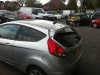 Ford Fiesta Tints