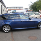 BMW Tints | Ace Car Care Shrewsbury
