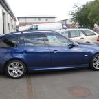 BMW Tints | Ace Car Care Shrewsbury