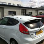 Fiesta Window Tinting Shropshire