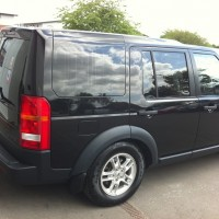 Landrover Discovery Window Tints