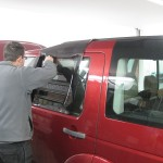 Landrover Discovery Window Tinting