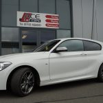 BMW M140i Hatchback Window Tinting