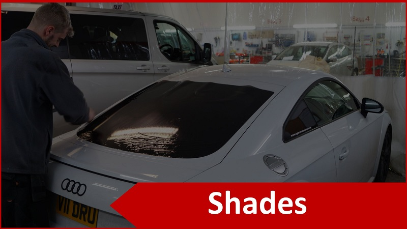 Car Window Tinting Shades
