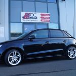 Audi A1 Hatchback Window Tinting