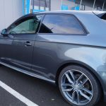 Hatchback Window Tinting Examples Audi RS3