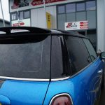 Mini Cooper Hatchback Window Tinting Examples