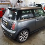 Mini Cooper Window Tint Examples