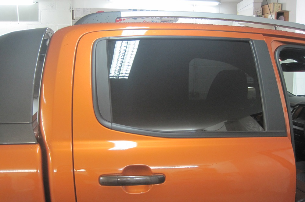 Window Tinting Examples