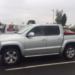Isuzu Window Tinting Examples