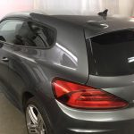 Hatchback Window Tinting Examples VW Scirroco