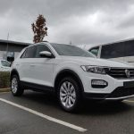 VW T-Roc Window Tinting Examples