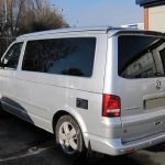 Van Window Tinting Examples