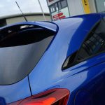 Hatchback Window Tinting Example Corsa VXR
