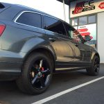 Volvo Window Tinting Examples