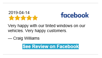 Car Window Tinting Review By Arran Steadman