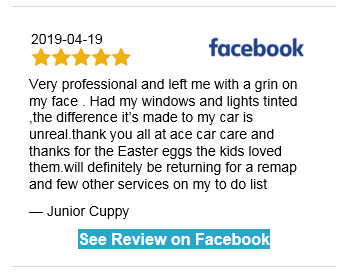 Junior Cuppy Car Window Tinting Reviews