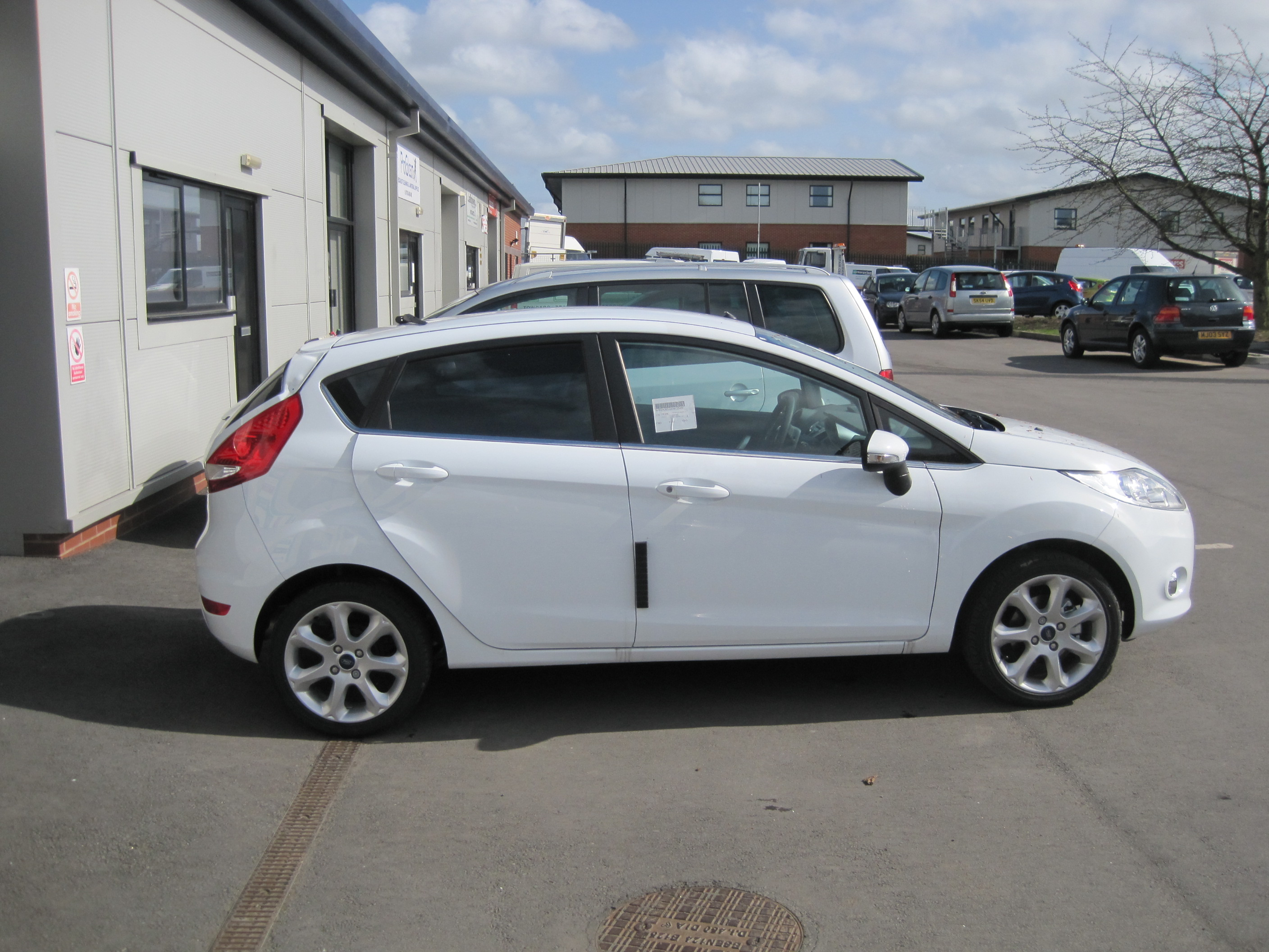 Hatchback Window Tints Gallery Ace Car Care Shropshire