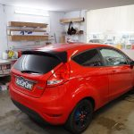 Window Tint Examples Ford Fiesta