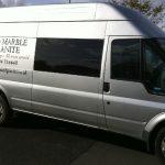 Van Window Tinting Examples Ford Transit