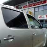 Isuzu Window Tint Examples