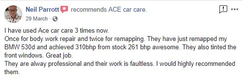Ace Window Tinting Review