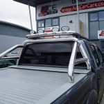 Pick Up Window Tint Examples