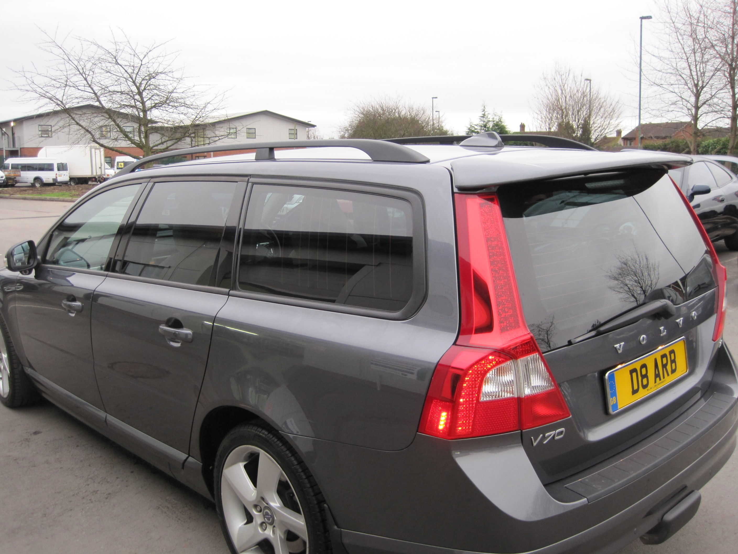 Volvo Estate Window Tinting